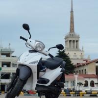 MOTO-ITALY COPPER 50