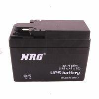 Аккумуляторная батарея 12V2,5Ah Slim (114х48х86) (гелевая, необслуж.) NRG; DIO