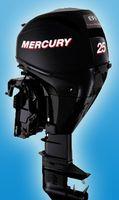 Mercury F 25 M EFI