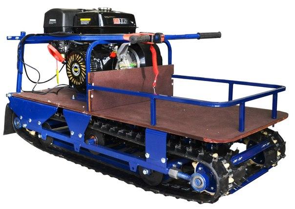 Мотобуксировщик P 550 RV 13 S